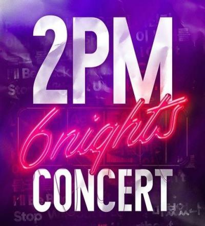 2PMコンサート6NIGHTS