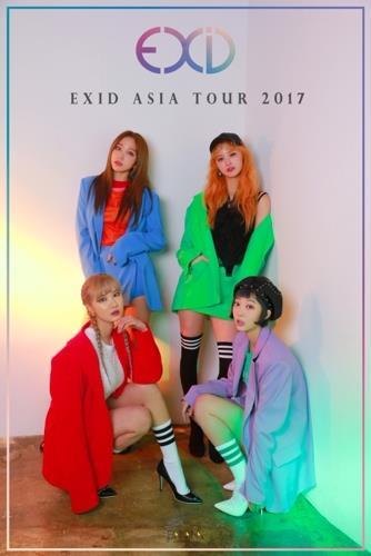 2017EXID ASIA TOURファンミーティング