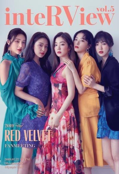 Red Velvetファンミーティングチケット代行ご予約受付開始!