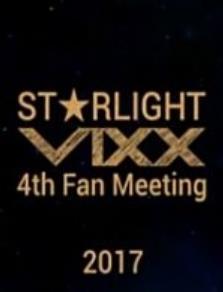 VIXX ST★RLIGHT4期ファンミーティング
