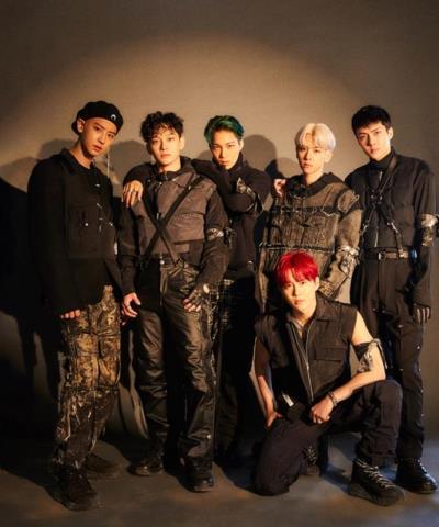 EXO「OBSESSION」がガオンチャートトップに!
