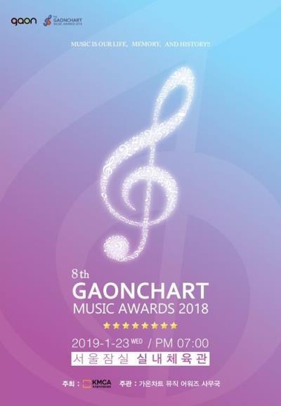 ガオンチャートミュージックアワーズチケット代行ご予約受付開始!
