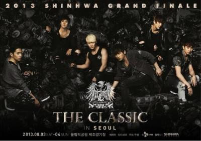 神話GRAND FINALE THE CLASSIC in SEOUL