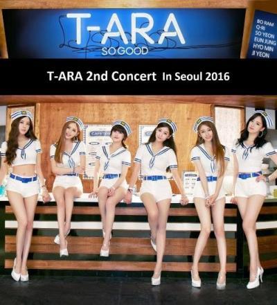 2016 T-ARA CONCERT IN SEOUL