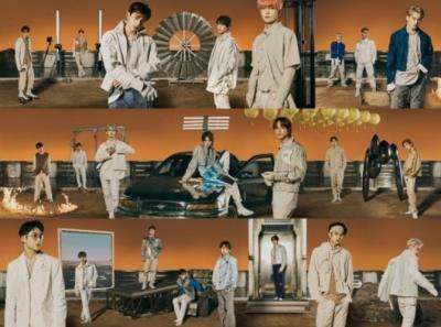 NCTが10月12日「Make A Wish」発売!