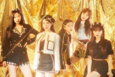 Red Velvetがカムバック!