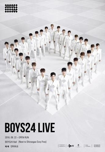 BOYS24 LIVE