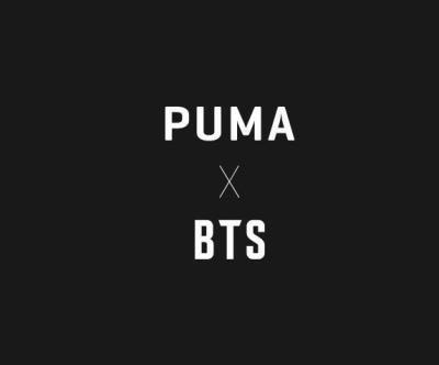 PUMA×BTSサイン会購入応募代行