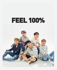 100%コンサート「FEEL 100%」