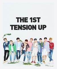 UP10TIONコンサート「THE 1ST TENSION UP」