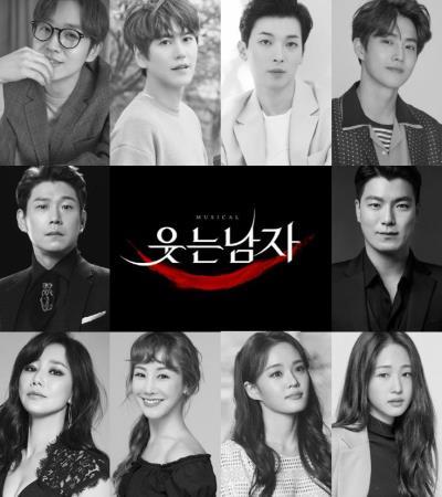 SUPER JUNIORキュヒョン,EXOスホ出演ミュージカル「笑う男」チケット代行開始!
