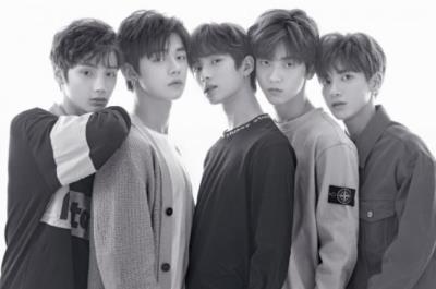 ビッグヒットエンターテインメントの新人グループTXTが3月4日ショーケースを開いてデビュー!