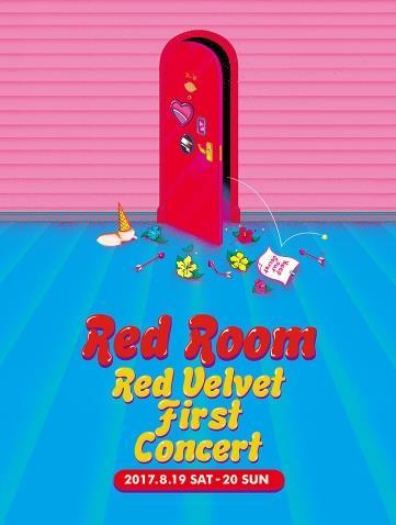 RED VELVETコンサート「RED ROOM」