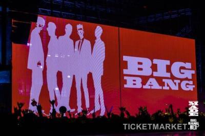 2016BIGBANG10周年コンサート