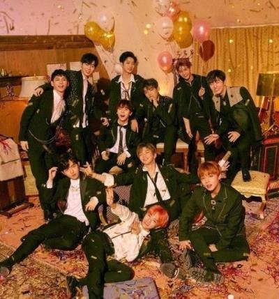 Wanna Oneコンサートチケット代行ご予約受付開始!