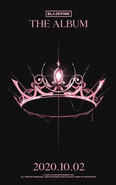 BLACKPINKがデビュー4年で初の正規アルバムを10月2日に発売!