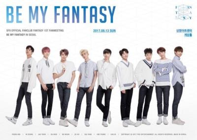 SF9Fファンミーティング「BE MY FANTASY IN SEOUL」