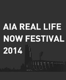 AIA REAL LIFE:NOW FESITVAL(両日観覧券)