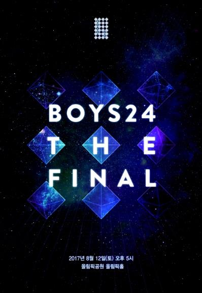 BOYS24 THE FINALコンサート