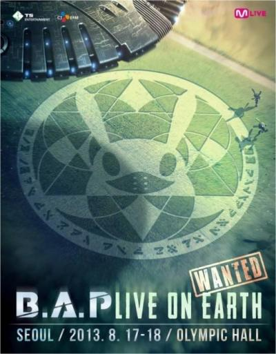 BAP LIVE ON EARTH SEOUL WANTED