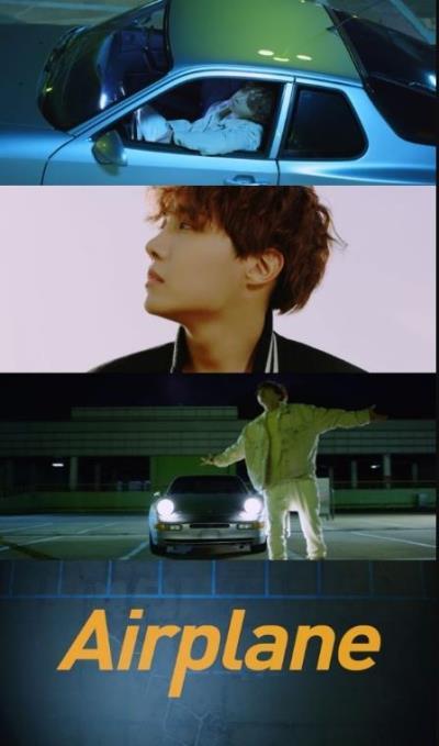 防弾少年団の j-hopeが「Airplane」のミュージックビデオを公開!