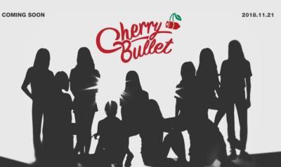 FNCエンターテイメントから新人ガールズグループCherry Bulletがデビュー!