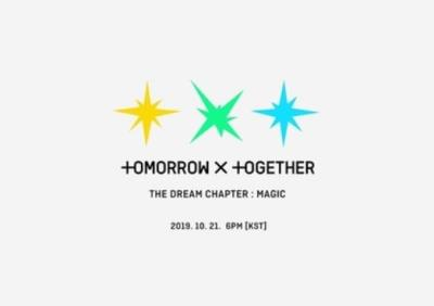 TOMORROW X TOGETHERがデビュー初の正規アルバムを発表!