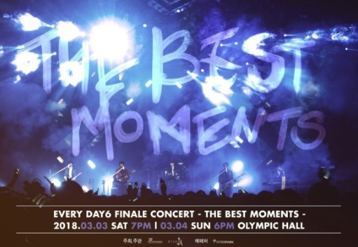 EVERY DAY6 FINALE CONCERT -THE BEST MOMENTS-