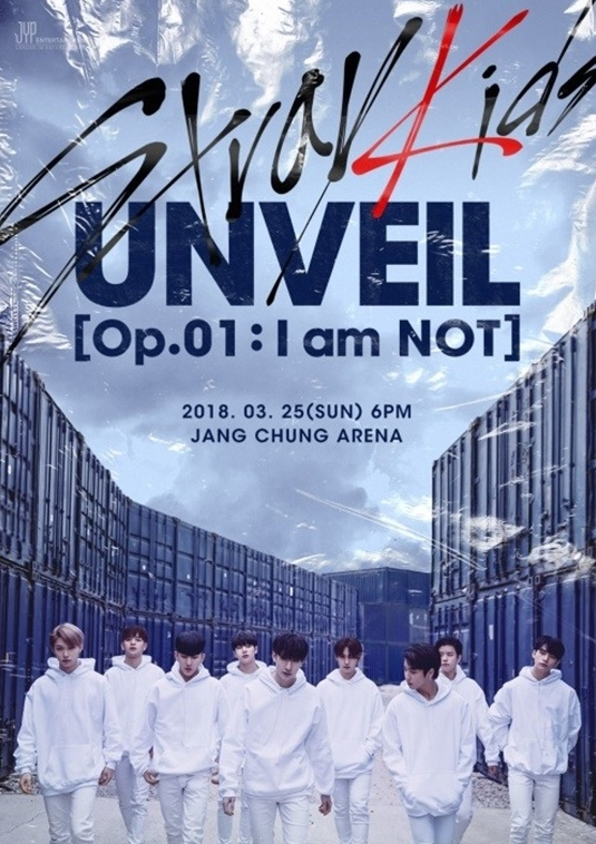 UNVEIL〔Op.01:I am NOT〕