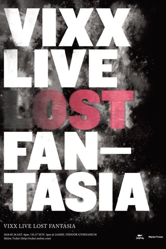 VIXX LIVE LOST FANTASIA