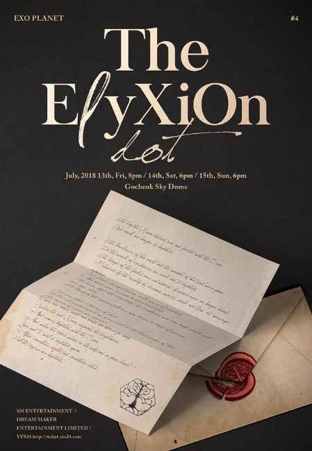 EXO PLANET#4 -The EℓyXiOn [dot]