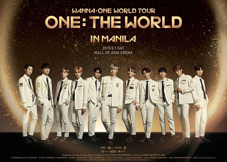 ONE:THE WORLD IN MANILA