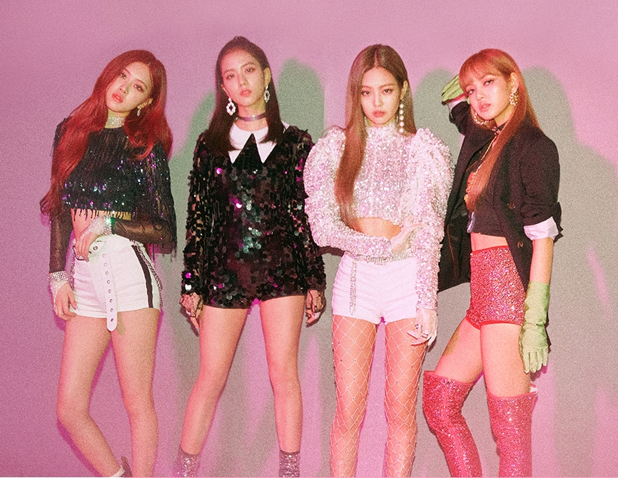 BLACKPINK 2018 TOUR [IN YOUR AREA] SEOUL X BC CARD