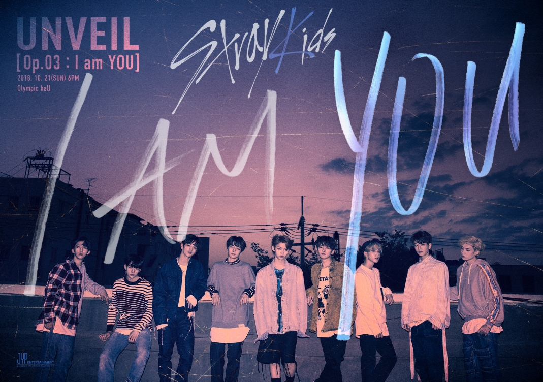 Stray Kids UNVEIL[Op. 03 : I am YOU]