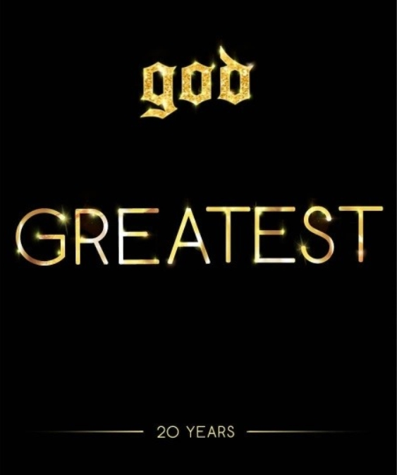 god 20th Anniversary Concert [GREATEST]
