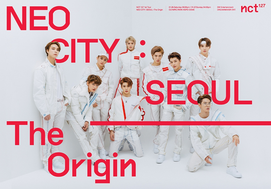 NCT 127 1st Tour [NEO CITY : SEOUL - The Origin]