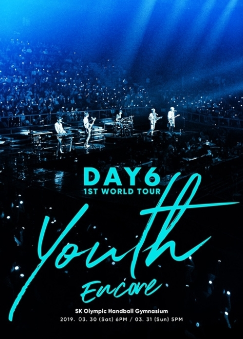 DAY6 1ST WORLD TOUR 'Youth' [Encore] チケット代行