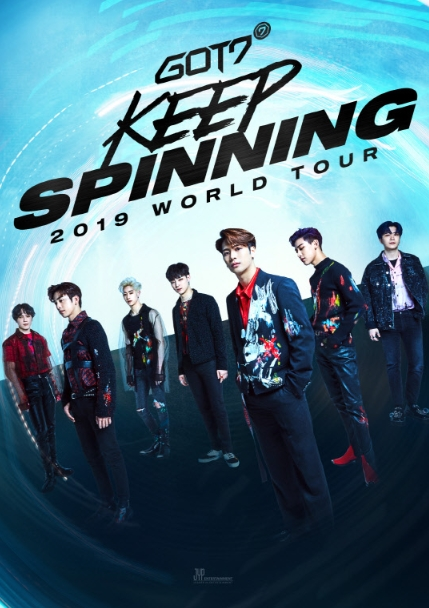 GOT7 2019 WORLD TOUR 'KEEP SPINNING' IN SEOULチケット代行