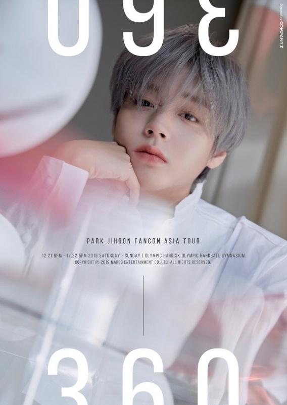 PARK JIHOON FANCON ASIA TOUR IN SEOUL[360]チケット代行