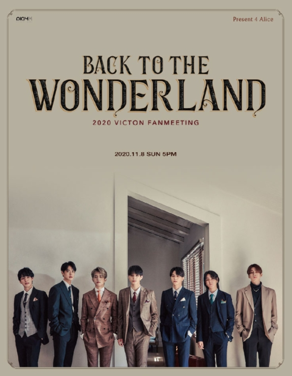 2020 VICTON FANMEETING 〈BACK TO THE WONDERLAND〉